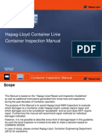 HLCL Container Inspection Manual