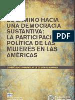 Mujeres Participacion Politica