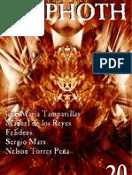 Qliphoth Fanzine de Mitología No. 20 Enero 2007