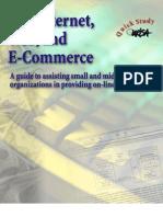 Internet Web Ecommerce