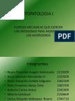 FITOPATOLOGIA I Fuerzas Mecanicas