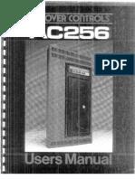 Ac 256 Users Manual