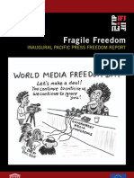 IFJ Pacific Media Freedom Report