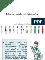 Adyuvantes de La Higiene Oral