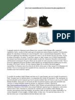 Isabel Marant baskets en général sont essentiellement les chaussures les plus populaires et modernes