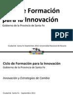 3 Innovación y Estrategias de Cambio