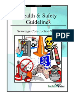 Health & Safety Guideline