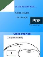 Reprodução e Controlo da Fertilidade