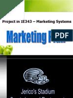 Marketing Plan Presenation1