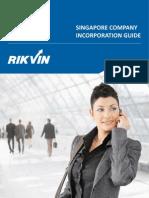Singapore Company Incorporation Guide