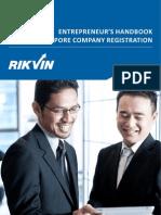 Entrepreneurs Handbook Singapore Company Registration