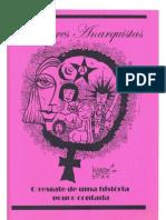 Mulheres Anarquistas o Resgate de Uma Historia Pouco Contada