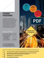 KLRCA Adjudication Training Programme Flyer