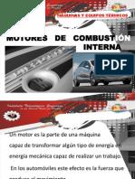 MOTORES  DE  COMBUSTIÓN