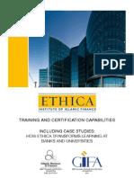 Ethica Brochure