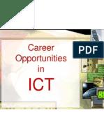 Career Opportunities in Ict