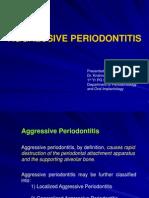 Aggressive Periodontitis 123