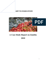 Case Study Report on Zambia