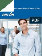 Singapore Employment Pass Guide
