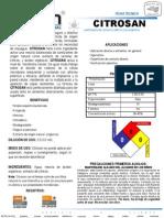 Citrosan Ficha T+®cnica con logo