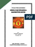 Sejarah Manchester United