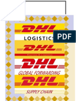Logistics of DHL