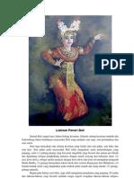 Kliping Lukisan Bali