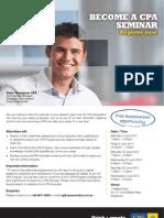 Become a Cpa Seminar Singapore