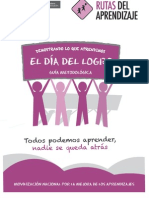 MANUAL DEL DIA DEL LOGRO