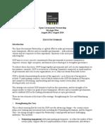 Open Government Partnership Strategic Plan