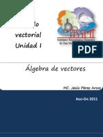 t Are a Cal Culo Vectorial Unidad 1