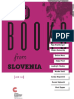 10 Books From Slovenia 2012