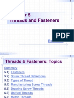 5_Threads and Fasteners
