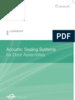 Lorient Acoustic Brochure
