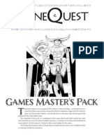 RuneQuest 6 Games Master's Pack