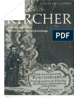 Athanasius Kircher a Renaissance Man and the Quest for Lost Knowledge, Joscelyn Godwin 1979