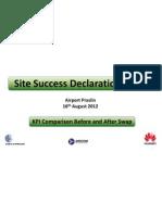Airport Praslin_Success Declaration Based KPIs