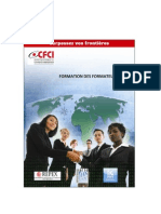 Formation Formateurs