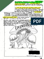 Cooperative Umbrella John Champlain 2pgs 1992 EDU