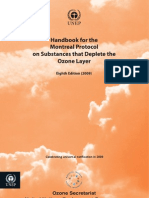Montreal Protocol Handbook