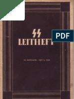 SS Leitheft - 10. Jahrgang - Heft 06 (1944, 52 S., Scan)