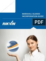 Marshall Islands Incorporation Guide