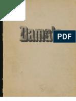 SS Totenkopf-Division - Damals - Erinnerungen an Grosse Tage Der SS Totenkopf-Division Im Franzoesischen Feldzug 1940 (119 S., Scan)