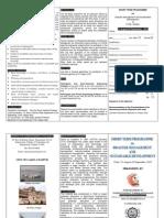 Brochure Aug2012 (Disaster Management)