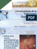 Complicaciones de la Enfermedad úlcero-péptica