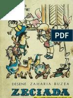 ZECIADA - Victor Tulbure (Ilustratii de Zaharia Buzea, 1974)