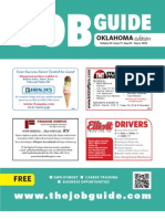 The Job Guide Volume 24 Issue 17 Oklahoma