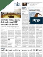 Notícia - Informática - Indústria de softwares receberá R$ 431 milhões