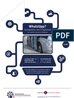 WhatsUpp? 28 augustus 2012 voor studenten, docenten en medewerkers
