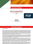Global Luggage Market - Sample Ppt